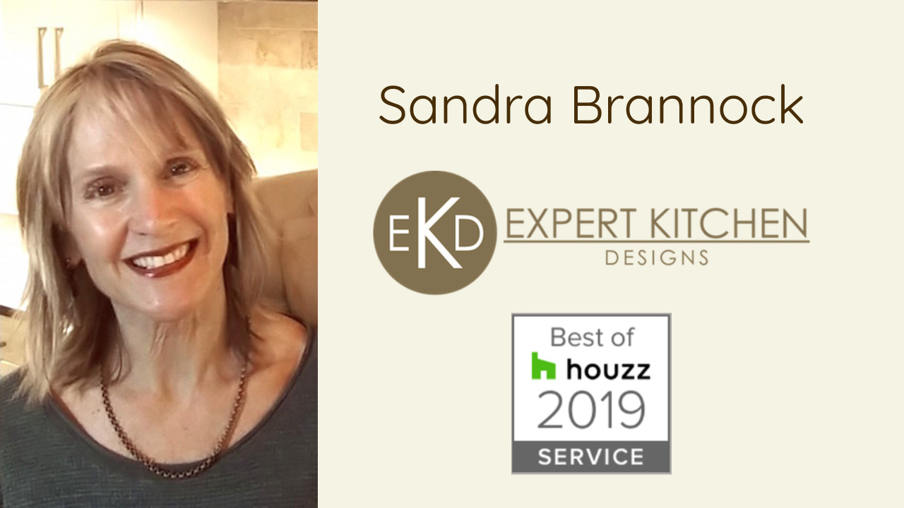 Top Rated Northern Virginia Kitchen Designer: Sandra Brannock, Expert Kitchen Designs