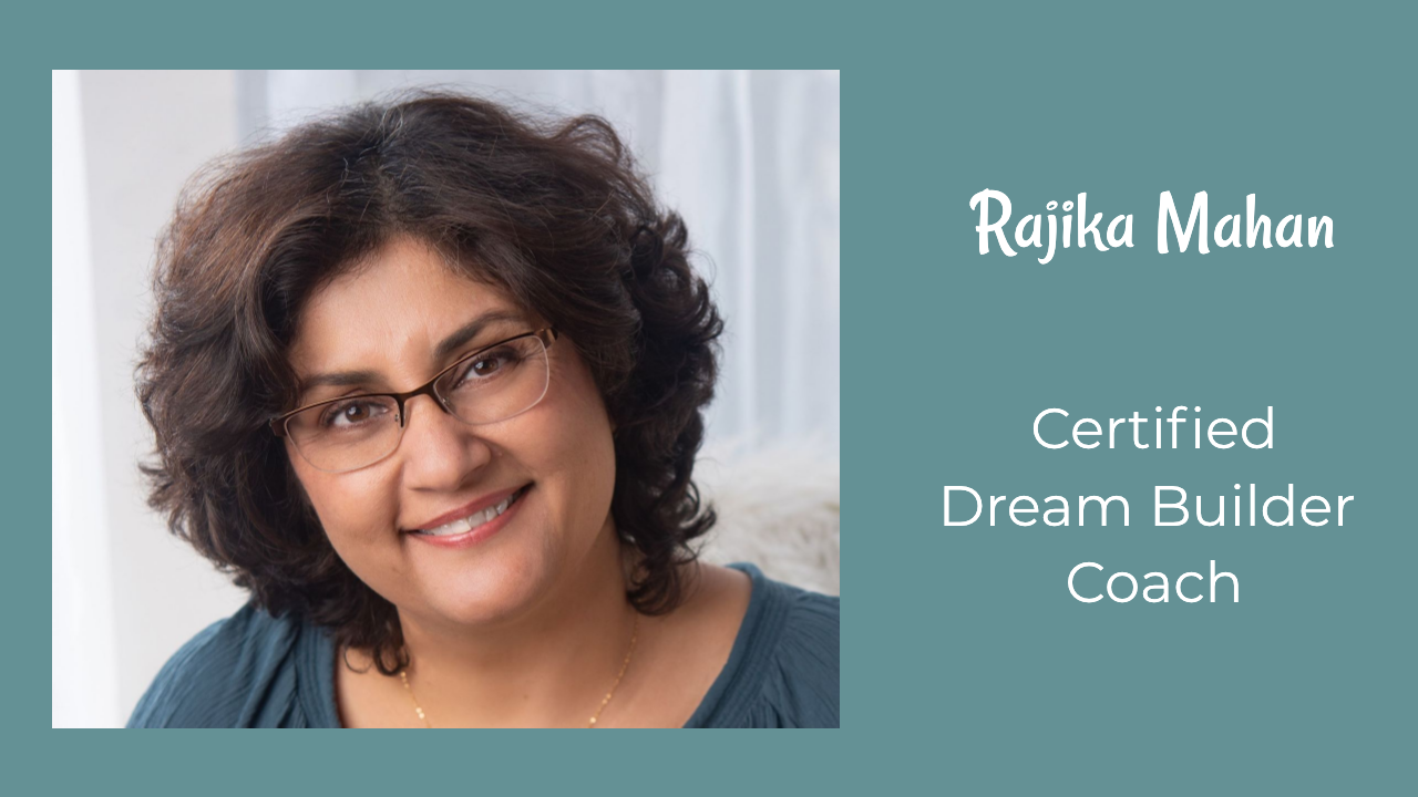 Rajika Mahan, Transformational Life Coach